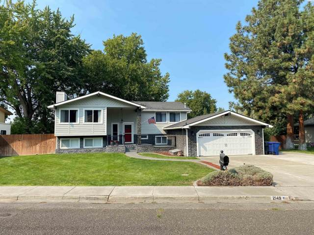 2149 Harris Ave, Richland, WA 99354 (MLS #256383) :: Shane Family Realty