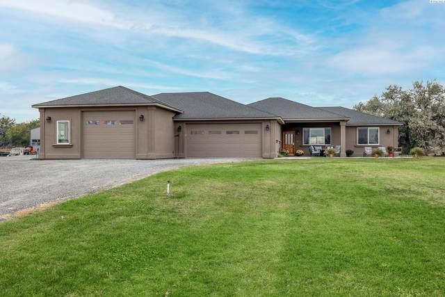1840 Buckskin Lane, Richland, WA 99354 (MLS #256477) :: Shane Family Realty
