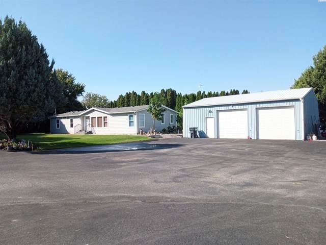 13505 N Webber Canyon Rd, Benton City, WA 99320 (MLS #256521) :: Cramer Real Estate Group