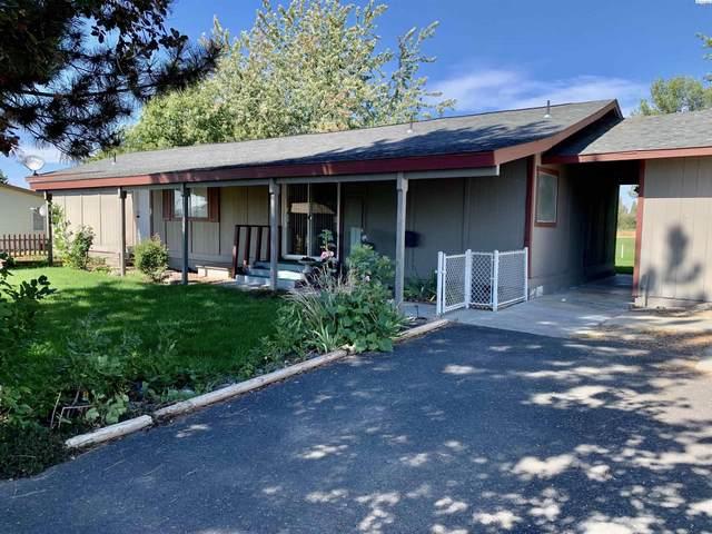 16820 SE Out Of Bounds Lane, Warden, WA 98857 (MLS #256530) :: Matson Real Estate Co.