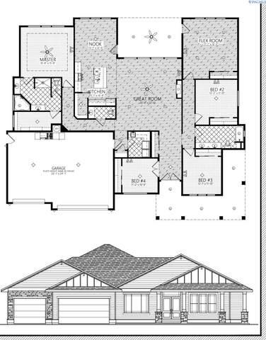 4078 Highview, Richland, WA 99352 (MLS #256537) :: The Phipps Team