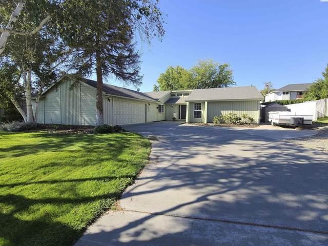 4011 Laurel Drive, West Richland, WA 99353 (MLS #256551) :: Shane Family Realty