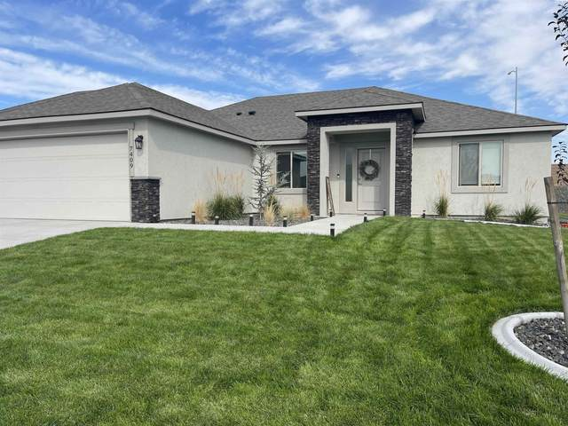 7409 Courtney Drive, Pasco, WA 99301 (MLS #256560) :: Results Realty Group