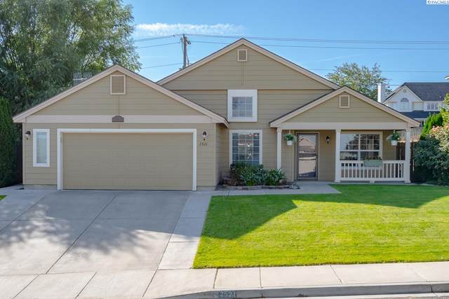 2521 W 35th Ave., Kennewick, WA 99337 (MLS #256580) :: Shane Family Realty