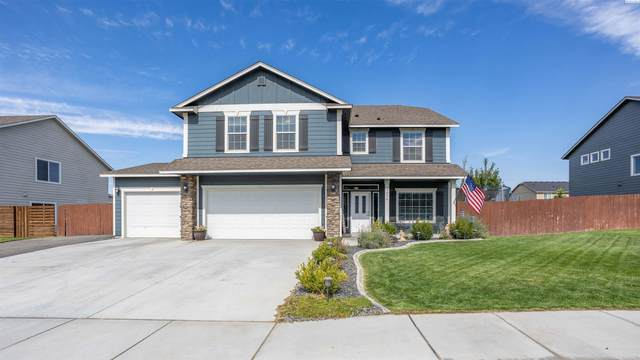 5974 Juneberry Drive, West Richland, WA 99353 (MLS #256586) :: The Phipps Team