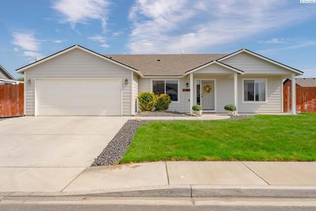 6111 Riverhawk Ln., Pasco, WA 99301 (MLS #256613) :: Shane Family Realty