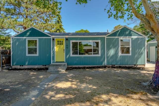 105 E 13th Ave, Kennewick, WA 99337 (MLS #256615) :: Beasley Realty