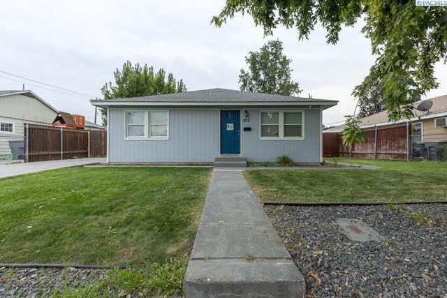 203 Adams St, Richland, WA 99352 (MLS #256650) :: Results Realty Group