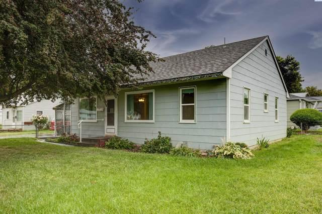 602 S Rainier St, Kennewick, WA 99336 (MLS #256715) :: Dallas Green Team