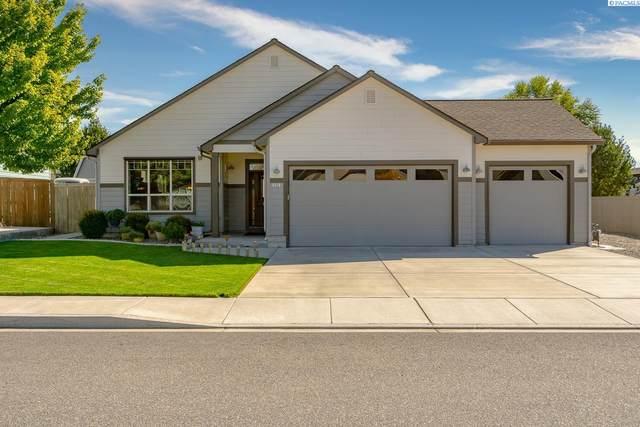 6119 Kent Lane, Pasco, WA 99301 (MLS #256729) :: Premier Solutions Realty