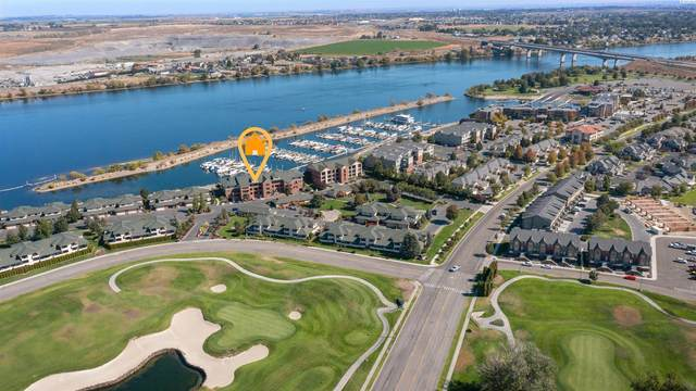 300 Columbia Point Dr Unit D-302, Richland, WA 99352 (MLS #256730) :: Tri-Cities Life