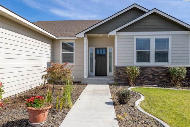 710 Tanglewood Drive, Richland, WA 99352 (MLS #256735) :: Premier Solutions Realty