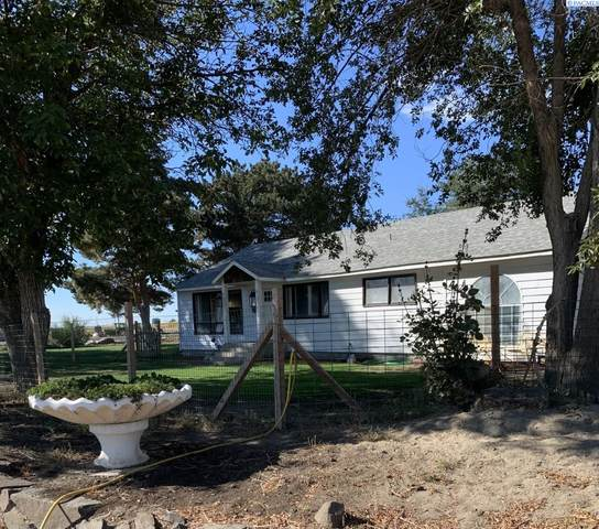 10640 Russell Rd, Mesa, WA 99343 (MLS #256744) :: Premier Solutions Realty