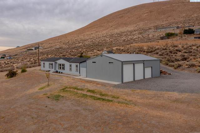 34505 E Red Mountain Rd., Benton City, WA 99320 (MLS #256770) :: Community Real Estate Group