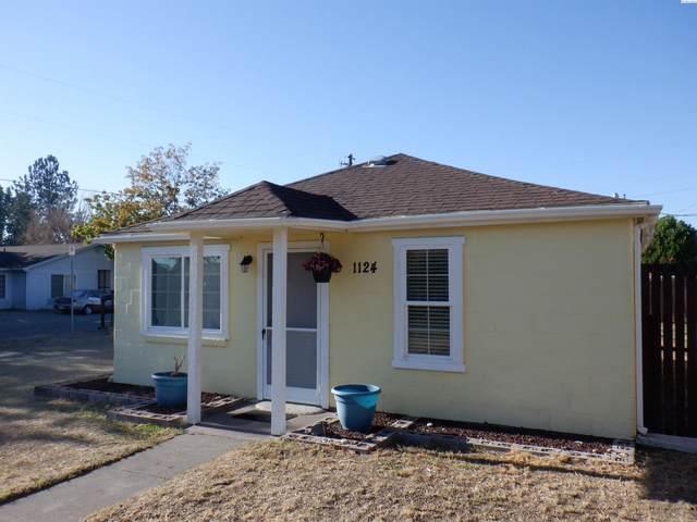 1124 E 7th, Kennewick, WA 99336 (MLS #256787) :: Community Real Estate Group