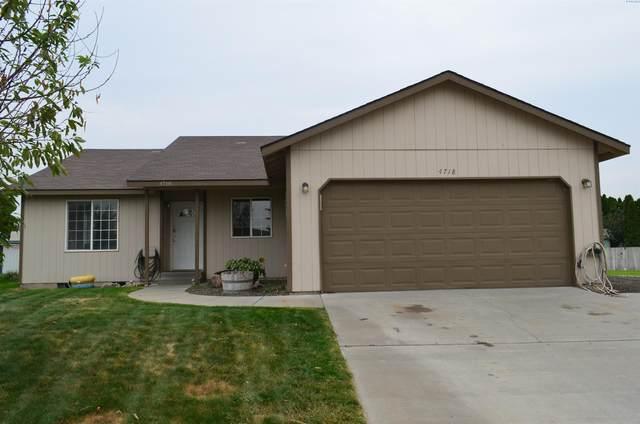 4718 Kalahari Dr, Pasco, WA 99301 (MLS #256789) :: Community Real Estate Group