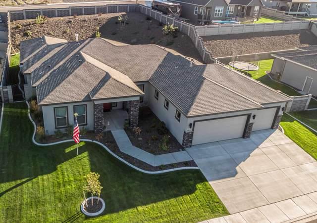 6675 Argos Street, West Richland, WA 99353 (MLS #256796) :: Community Real Estate Group