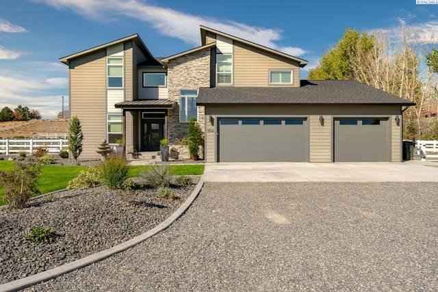 5512 Everett St., West Richland, WA 99353 (MLS #256799) :: Matson Real Estate Co.