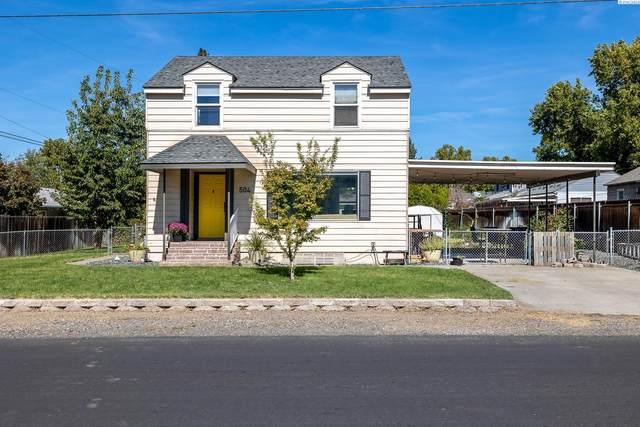 504 Davenport, Richland, WA 99352 (MLS #256800) :: Community Real Estate Group