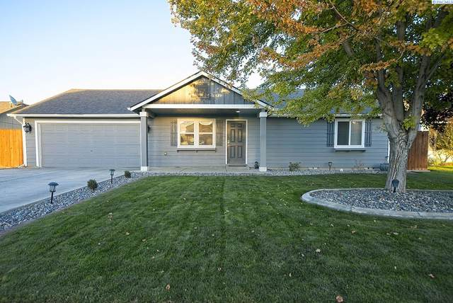 5905 Maryhill Ln, Pasco, WA 99301 (MLS #256801) :: Community Real Estate Group