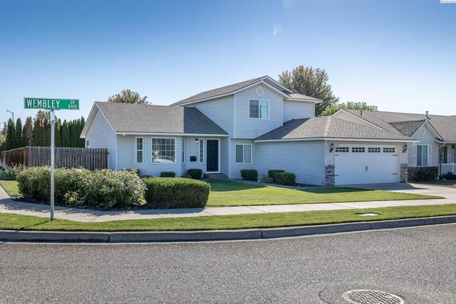 8412 Wembley Dr, Pasco, WA 99301 (MLS #256806) :: Community Real Estate Group