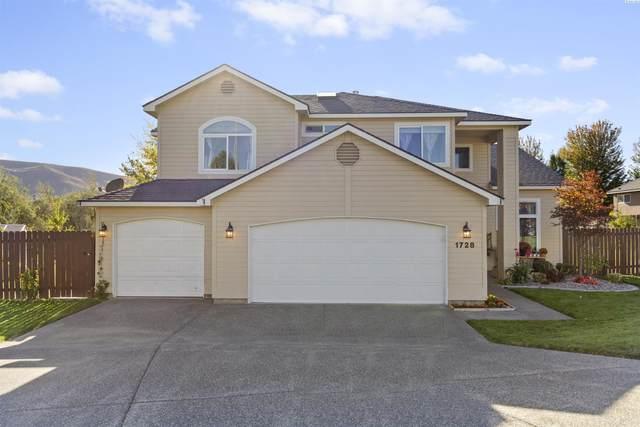 1728 Del Cambre Lp, Richland, WA 99352 (MLS #256811) :: Community Real Estate Group