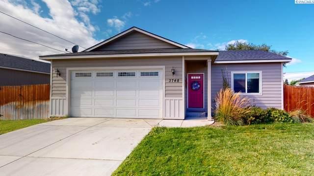 3748 Grant Loop, West Richland, WA 99353 (MLS #256889) :: Shane Family Realty