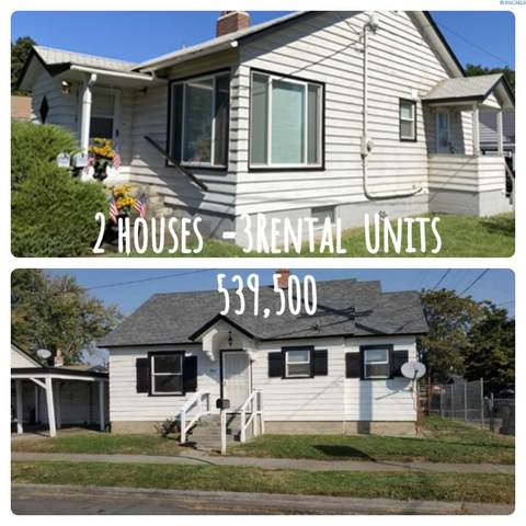 719 S 9th Ave, Yakima, WA 98902 (MLS #257004) :: Matson Real Estate Co.
