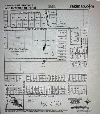 Un-assigned Bonnieview Rd, Grandview, WA 98930 (MLS #257007) :: Dallas Green Team