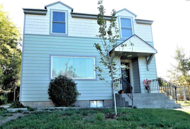 308 Jadwin Ave, Richland, WA 99352 (MLS #257063) :: Shane Family Realty