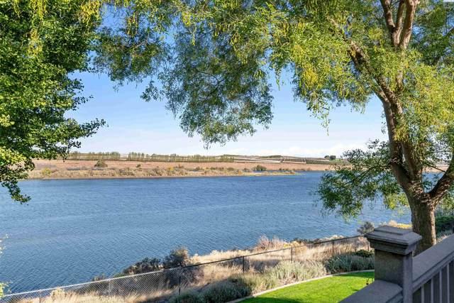109 Snake River Rd, Burbank, WA 99323 (MLS #257080) :: Results Realty Group