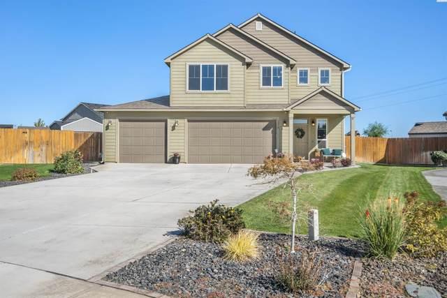 1374 Diamond Loop, West Richland, WA 99353 (MLS #257089) :: Matson Real Estate Co.