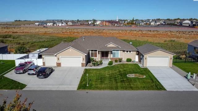 5990 Willowbend St., West Richland, WA 99353 (MLS #257098) :: Matson Real Estate Co.
