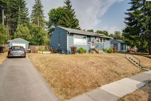 1100 NW Clifford St, Pullman, WA 99163 (MLS #257103) :: The Phipps Team
