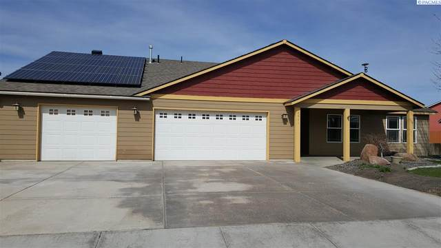 5511 Wrigley, Pasco, WA 99301 (MLS #257166) :: Shane Family Realty