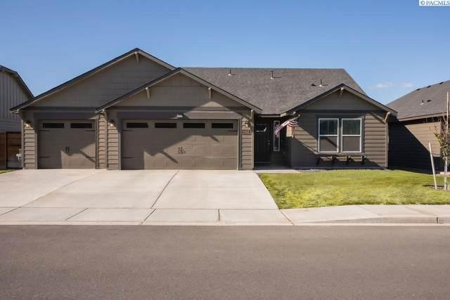 6102 Curlew Lane, Pasco, WA 99301 (MLS #257183) :: Shane Family Realty
