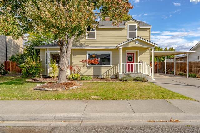 1322 Farrell Ln, Richland, WA 99352 (MLS #257220) :: Matson Real Estate Co.