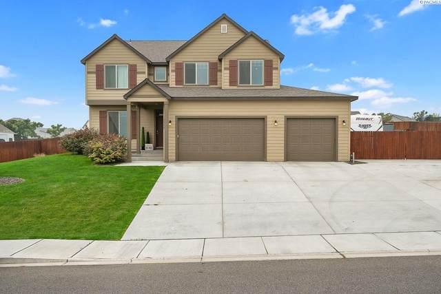 5706 Santa Fe, Pasco, WA 99301 (MLS #257242) :: Tri-Cities Life