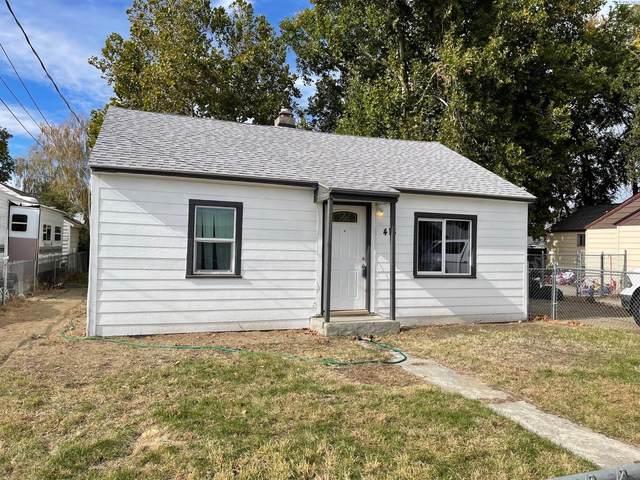 418 Fir St, Kennewick, WA 99336 (MLS #257244) :: Tri-Cities Life
