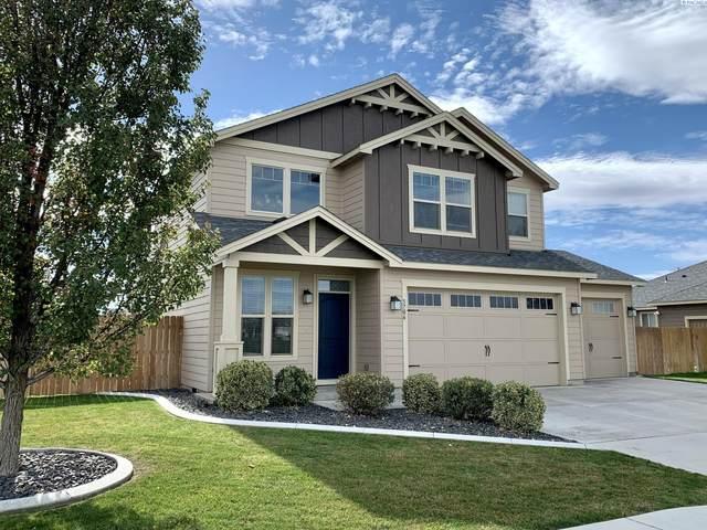 5706 Sacramento Dr, Pasco, WA 99301 (MLS #257255) :: Tri-Cities Life