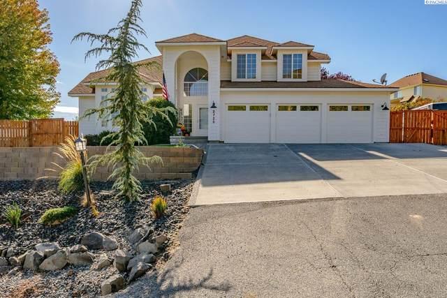 2725 Kyle Road, Kennewick, WA 99338 (MLS #257263) :: Tri-Cities Life