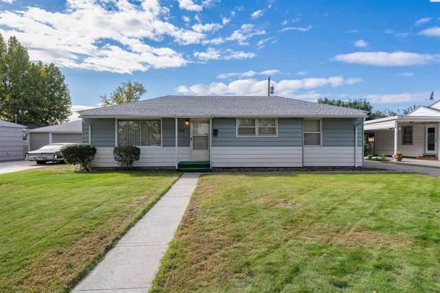 1109 W 1st Ave, Kennewick, WA 99336 (MLS #257270) :: Matson Real Estate Co.