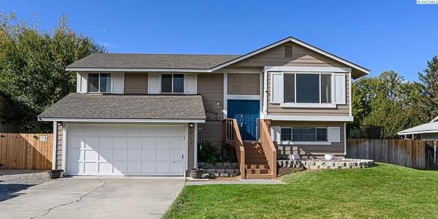 1716 S Rainier Pl., Kennewick, WA 99337 (MLS #257272) :: Matson Real Estate Co.