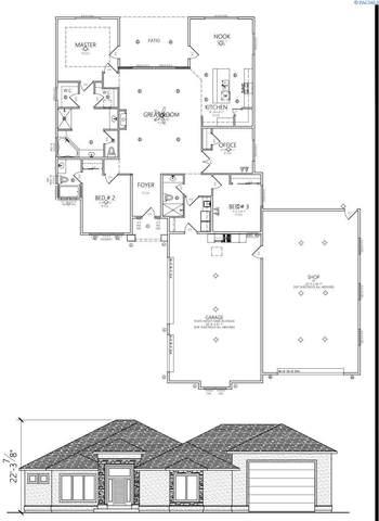 7431 W 23rd Pl, Kennewick, WA 99336 (MLS #257278) :: Matson Real Estate Co.