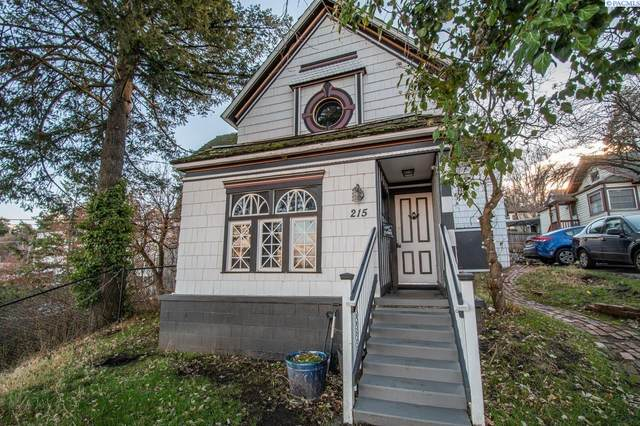 215 SE Paradise St., Pullman, WA 99163 (MLS #257291) :: Results Realty Group