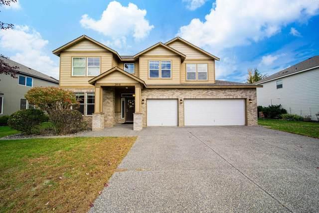 2918 Redrock Ridge Lp., Richland, WA 99354 (MLS #257304) :: Columbia Basin Home Group