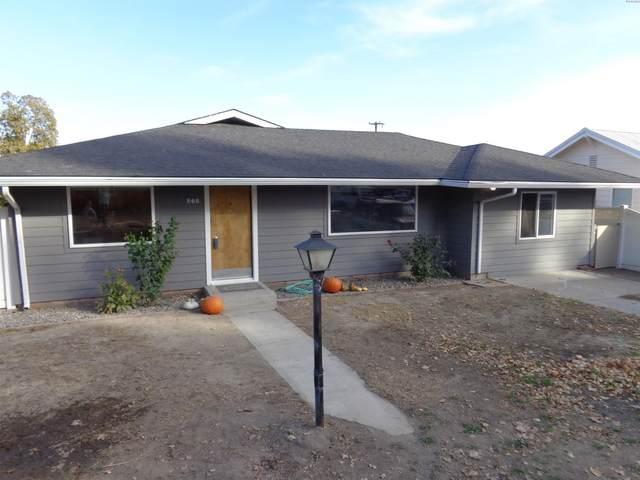 808 10th St, Benton City, WA 99320 (MLS #257346) :: Shane Family Realty