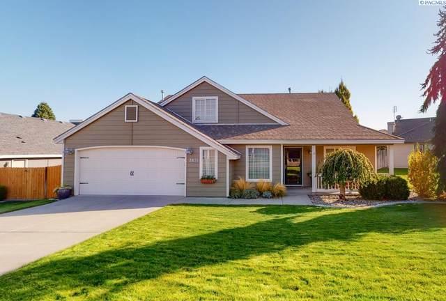 3431 S Conway Drive, Kennewick, WA 99337 (MLS #257349) :: Cramer Real Estate Group