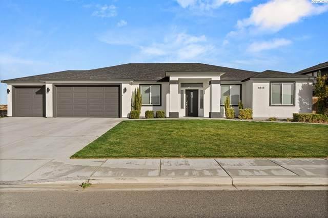 6844 Whitestone St, West Richland, WA 99353 (MLS #257350) :: Columbia Basin Home Group