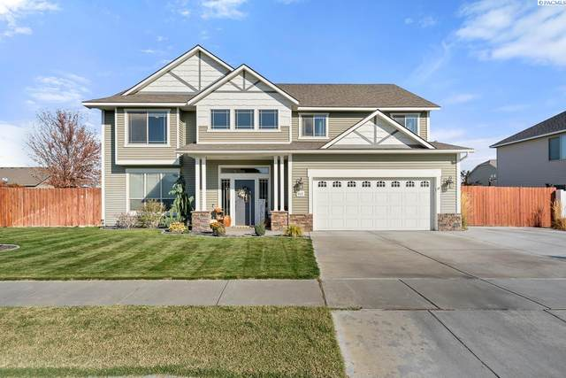4611 Nw Commons Dr, Pasco, WA 99301 (MLS #257353) :: The Phipps Team
